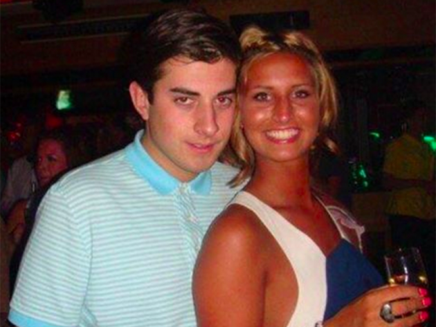 James Argent before TOWIE