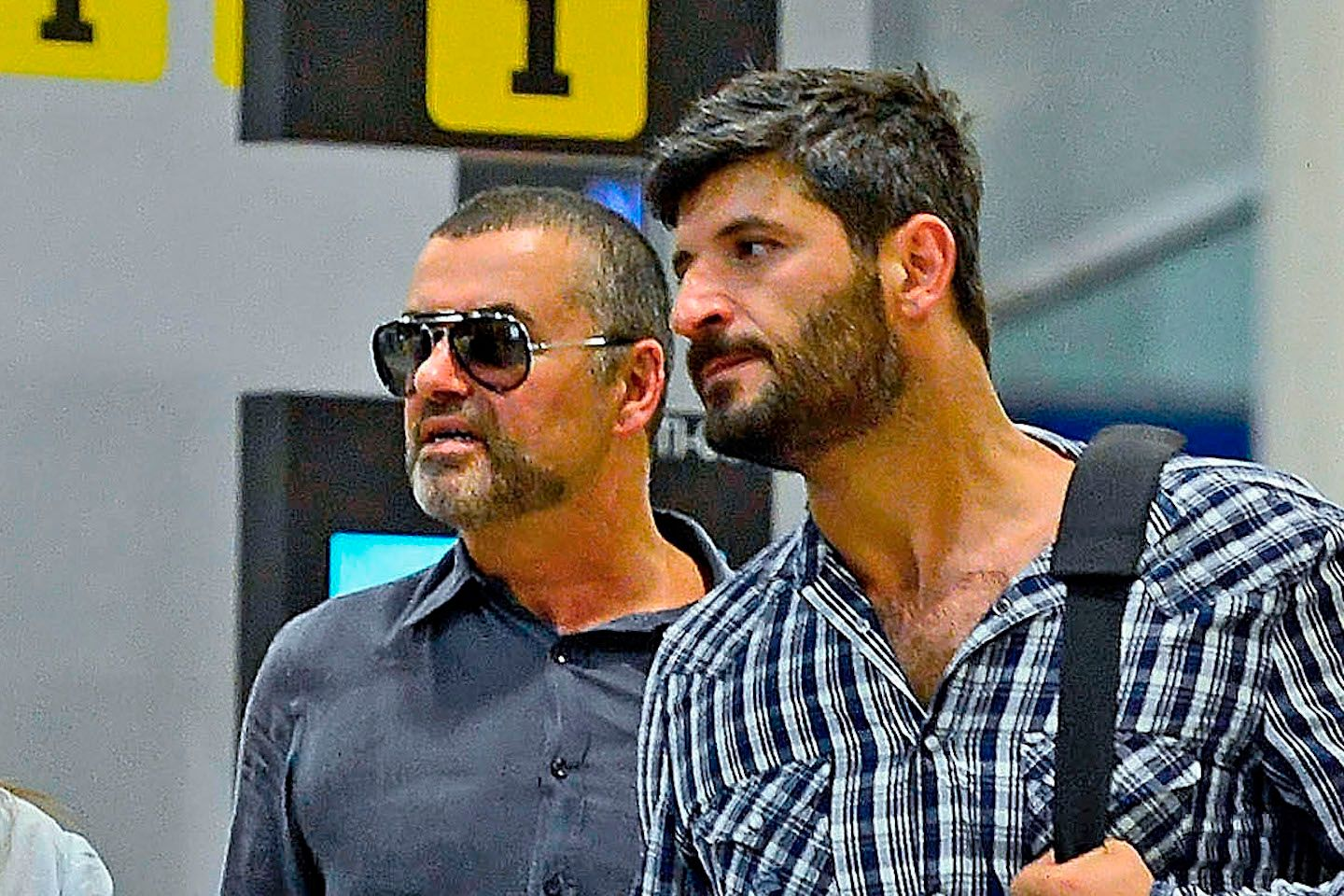 On again, off again boyfriend Fadi Fawaz was left out of George Michael's will