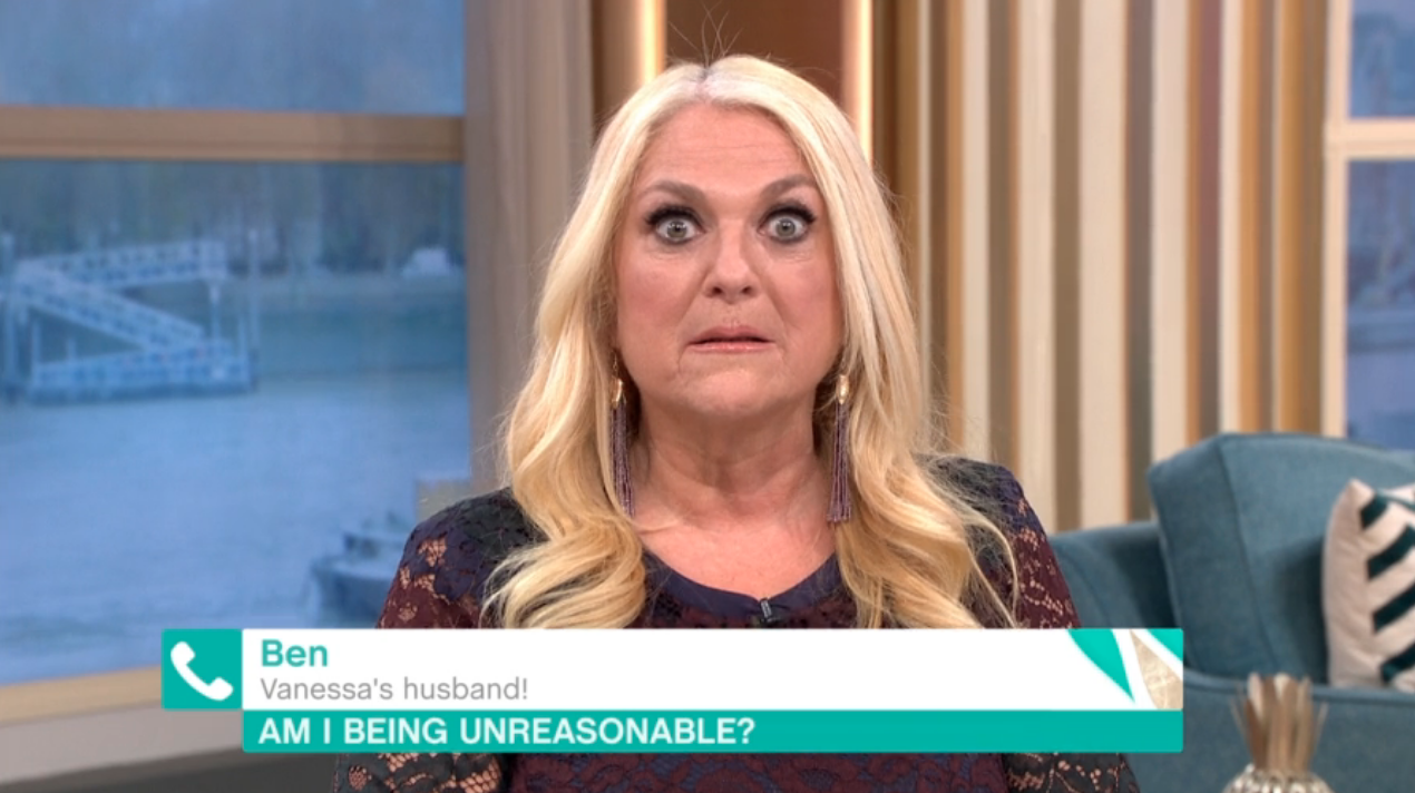 Vanessa Feltz net worth is buoyed by her appearances on both radio and on ITV This Morning