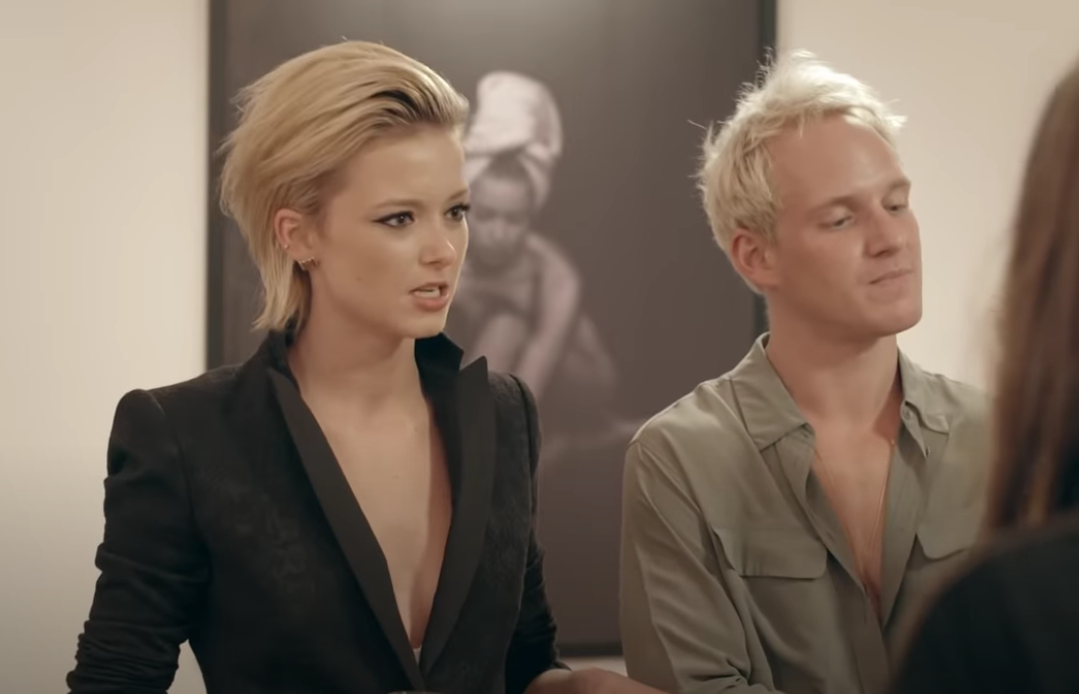 Made in Chelsea Olivia Bentley Jamie Laing
